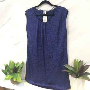 💙H&M▪️slimming long top —NWT